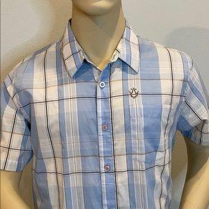 Rusty Mens Short Sleeve Great Condition SizeMedium